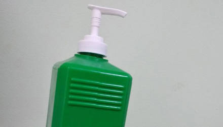 В Чашникском районе мужчина выпил антисептик и умер