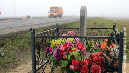 Гомельавтодор призывает демонтировать памятники у дорог