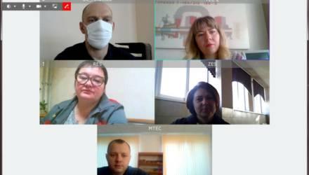 """""""Гомельэнерго"""" из-за коронавируса начал обучать персонал по видеоконференцсвязи"""
