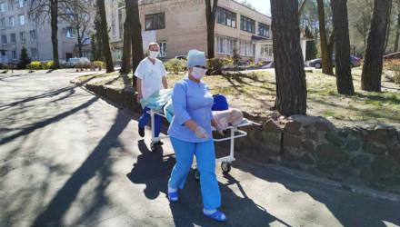 Узнали подробности о первом случае коронавируса в Светлогорске
