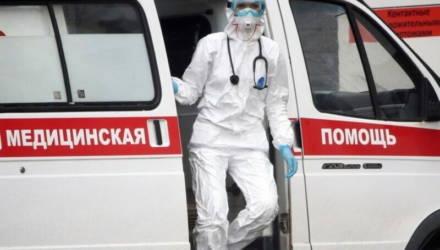 В Буда-Кошелёвскую больницу под наблюдение врачей помещены 39 человек – все из одного населённого пункта Гомельщины