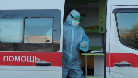 В Беларуси 215 случаев заражения коронавирусом. На Гомельщине - 9