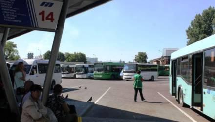 """Будет ли останавливаться автобус «Гомель–Смычок» на остановке """"Химзавод""""?"""