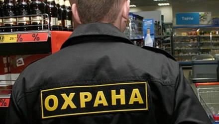 В Гомельскую областную инфекционную больницу с коронавирусом доставлен охранник магазина