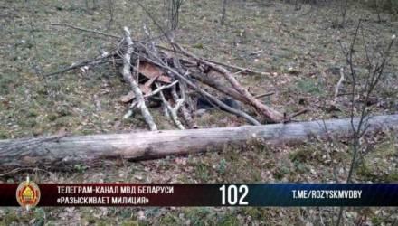 В Калинковичском районе обнаружен труп мужчины, пропавшего в начале месяца