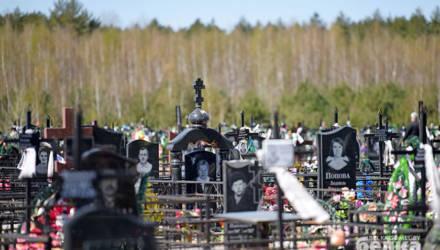 В Гомеле на городские кладбища автобусы будут ходить чаще обычного