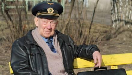 «Я звал Барыкина дядей Емельяном»: 92-летний гомельчанин рассказал о гомельском подполье