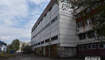 У гомельских спасателей накопились вопросы к собственнику недостроя на Речицком проспекте, 135