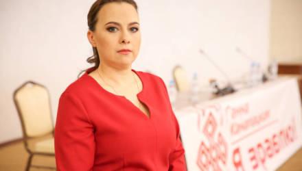 «Я пока не вижу конкурентов». Анна Канопацкая идёт в президенты