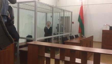 Экс-чиновницу Минздрава Реутскую этапировали в исправительную колонию в Гомеле