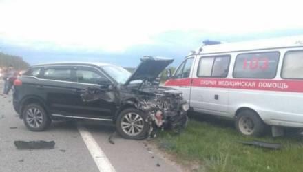 Жуткое ДТП в Минской области: погибли шесть человек