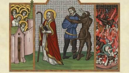 Deus lo Vult: создатели настольной игры про Средневековье из Украины перерисовывают мемы в стиле древних манускриптов