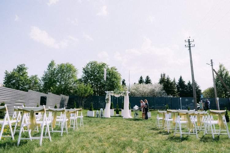 Банты, розы, два кольца: как сегодня организовывается регистрация брака в Гомельском районе