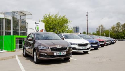 В Беларусь приехали новые Skoda Rapid. Что по ценам?