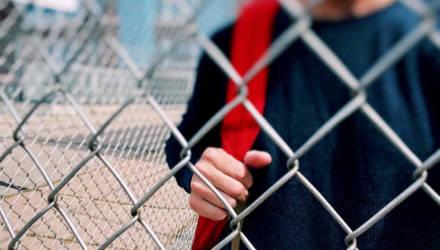 Результат конфликта речицких подростков с законом – помещение в специальное учебно-воспитательное учреждение закрытого типа