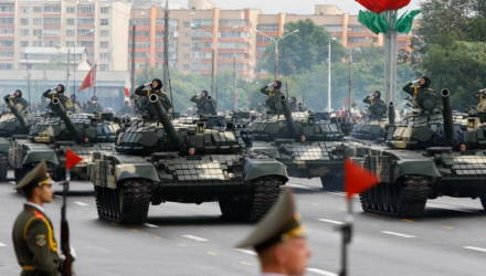 Прямая трансляция Парада Победы в Минске, 9 мая 2020: смотреть онлайн