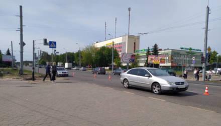 В Гомеле в один день произошли два наезда на пешеходов на регулируемых переходах