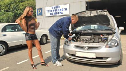 Как будут наказывать в Беларуси за отсутствие техосмотра?