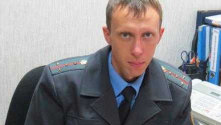 В Гомеле милиционер вне службы помог задержать мужчину, который выстрелил из пистолета в лицо беременной девушке
