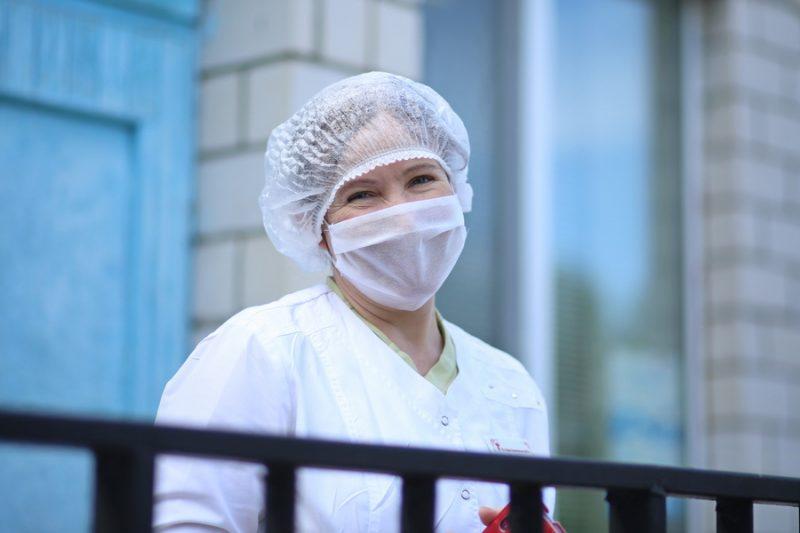 Врач-инфекционист Ольга Маханова о рабочих буднях в Буда-Кошелёво, ситуации с коронавирусом и надбавках медикам
