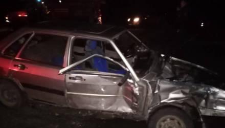 Отец-не-молодец. В Добрушском районе в результате ДТП пострадала малолетняя девочка-пассажир
