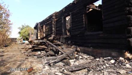 Жительница Мозырского района, которая убила свою знакомую и подожгла её дом, признана невменяемой