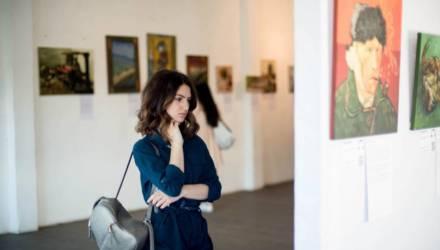 """Выставка репродукций """"Неизвестный Ван Гог"""" открылась в Гомеле"""