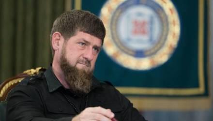 СМИ: у главы Чечни Рамзана Кадырова заподозрили коронавирус, он в больнице
