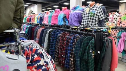Госстандарт проверил магазины одежды низких цен в Гомеле и области: вся продукция с нарушениями