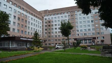 Как работает приёмное отделение Гомельской областной больницы в условиях COVID-19