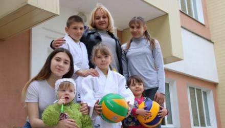 Какими заботами и увлечениями полна жизнь многодетной семье Разводовых из Новой Гуты