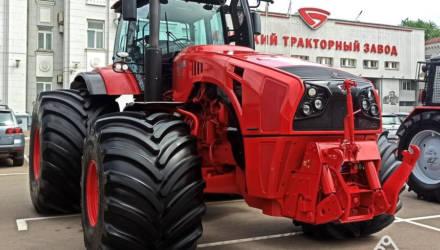 МТЗ показал своё будущее на 10 лет вперёд - новые трактора, новые СП, вынос из Минска литейного производства
