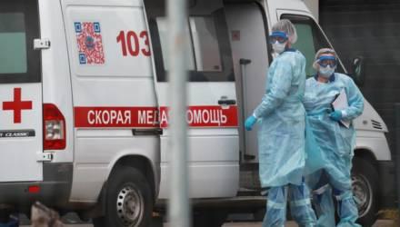 В Беларуси количество случаев коронавируса превысило 40 000