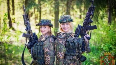 Не только майор Алексеева. Красавицы, которые служат в Вооружённых Силах Беларуси