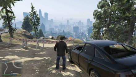В Epic Games Store до 21 мая бесплатно раздают легендарную GTA V