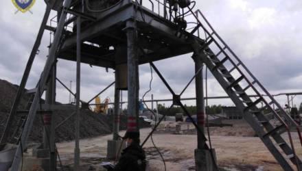 В Мозырском районе рабочего убило ударом тока