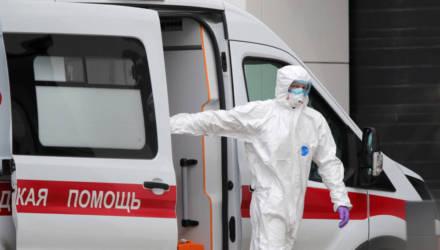 Минздрав: в Беларуси выявлен 33 371 случай коронавируса, умерли 185 пациентов