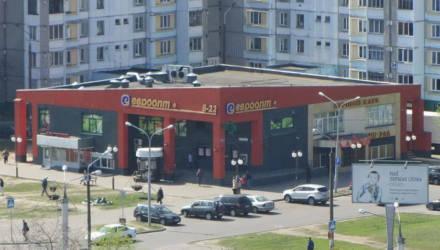 Жителям Советского района Гомеля предлагают обсудить идею расширения торгового объекта на Речицком проспекте