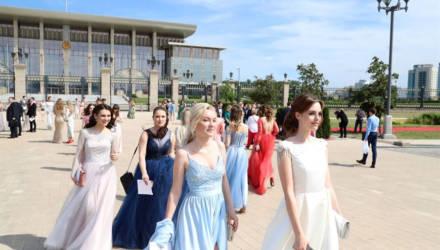 Лукашенко открыл Республиканский бал выпускников. Что президент сказал молодёжи