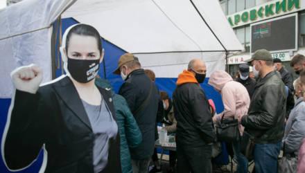 Светлана Тихановская о найденных на даче $900 000: Я нахожусь в прострации