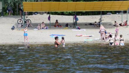 Гомельчане поделились мнением о центральном пляже города