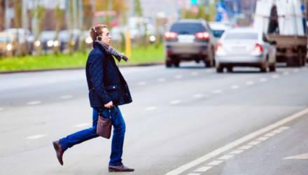 ГАИ ответила на петицию об усилении ответственности пешеходов за нарушение ПДД