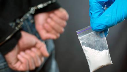 Операция по пресечению международного канала наркотрафика, организованного гомельчанином, длилась несколько лет