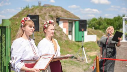 Новая станция обезжелезивания воды введена в строй в деревне Романовичи Гомельского района