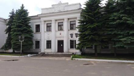 На Гомельщине продают двухэтажное здание РОВД всего за 81 рубль