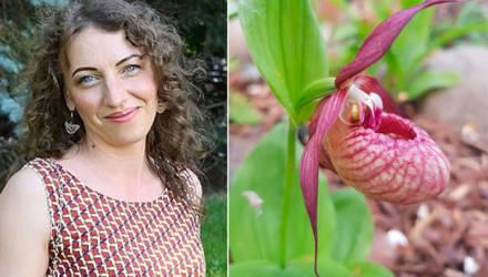 Речичанка Ольга Комзолова собирает редкие растения со всего мира и пополняет национальный гербарий