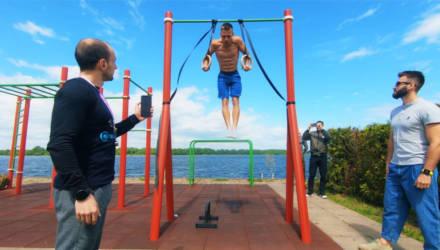 Белорус установил рекорд Гиннесса
