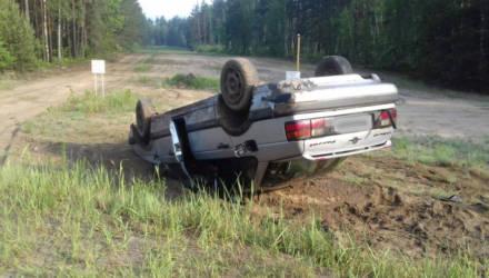 В Октябрьском районе в результате ДТП погиб пассажир