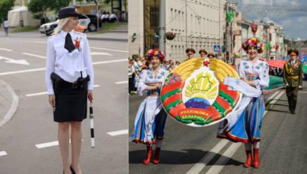 В Гомеле в связи с мероприятиями ко Дню Независимости на некоторых участках дорог и улиц будет ограничено или закрыто движение