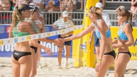 Гомель примет старт чемпионата Беларуси по пляжному волейболу